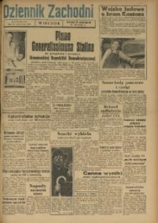 Dziennik Zachodni Wieczór, 1949, [R. 4], Nr 240