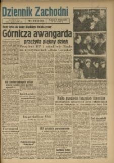 Dziennik Zachodni Wieczór, 1949, [R. 4], Nr 283