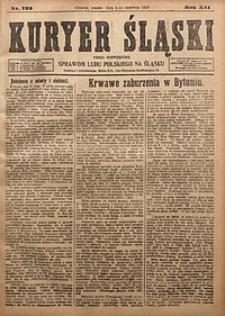 Kuryer Śląski, 1920, R. 12 [właśc. 14], nr122