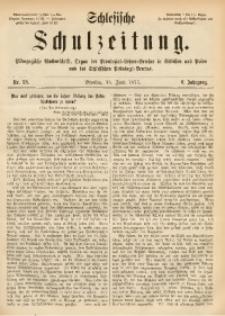 Schlesische Schulzeitung, 1877, Jg. 6, Nr. 24