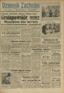 Dziennik Zachodni Wieczór, 1950, [R. 5], nr 12