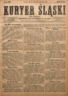 Kuryer Śląski, 1920, R. 12 [właśc. 14], nr139