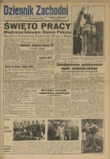 Dziennik Zachodni Wieczór, 1950, [R. 5], nr 98