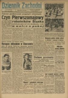 Dziennik Zachodni Wieczór, 1950, [R. 5], nr 104
