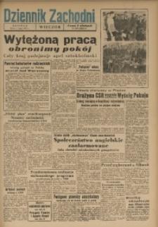 Dziennik Zachodni Wieczór, 1950, [R. 5], nr 109