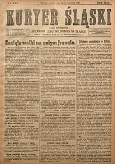 Kuryer Śląski, 1920, R. 12 [właśc. 14], nr145