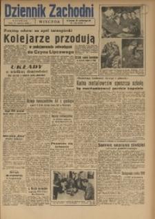 Dziennik Zachodni Wieczór, 1950, [R. 5], nr 144