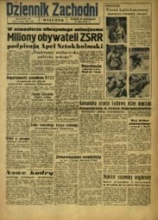 Dziennik Zachodni Wieczór, 1950, [R. 5], nr 150