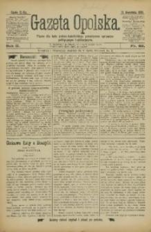Gazeta Opolska, 1891, R. 2, nr 32