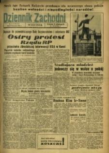 Dziennik Zachodni Wieczór, 1950, [R. 5], nr 189