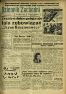 Dziennik Zachodni Wieczór, 1950, [R. 5], nr 199