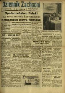 Dziennik Zachodni Wieczór, 1950, [R. 5], nr 214