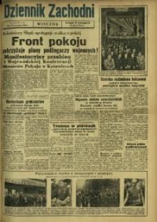 Dziennik Zachodni Wieczór, 1950, [R. 5], nr 221