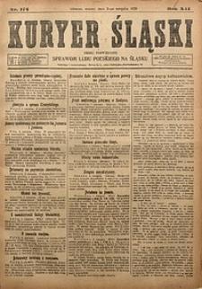 Kuryer Śląski, 1920, R. 12 [właśc. 14], nr174