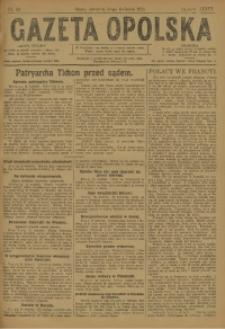 Gazeta Opolska, 1923, R. 33 [właśc. 34], nr 44