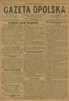 Gazeta Opolska, 1923, R. 33 [właśc. 34], nr 55