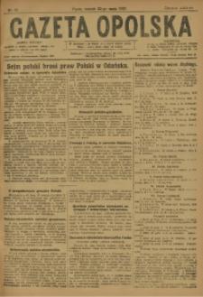 Gazeta Opolska, 1923, R. 33 [właśc. 34], nr 61