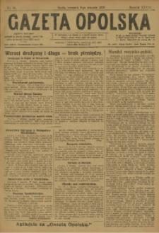 Gazeta Opolska, 1923, R. 33 [właśc. 34], nr 95