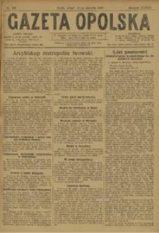 Gazeta Opolska, 1923, R. 33 [właśc. 34], nr 103