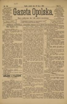 Gazeta Opolska, 1894, R. 5, nr 58