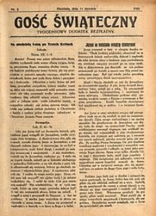 Gość Świąteczny, 1931, nr2