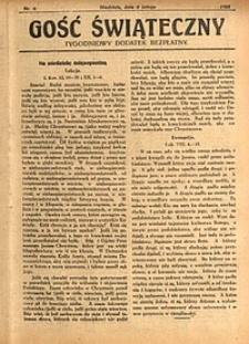Gość Świąteczny, 1931, nr6