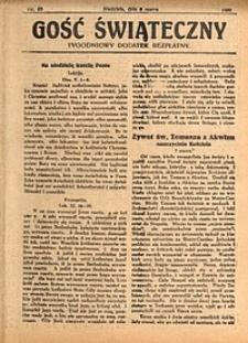 Gość Świąteczny, 1931, nr10