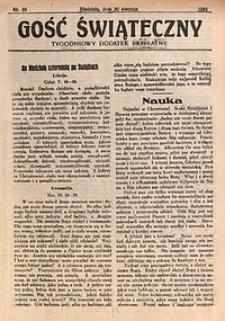 Gość Świąteczny, 1931, nr35