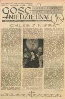 Gość Niedzielny, 1952, R. 25, nr 22
