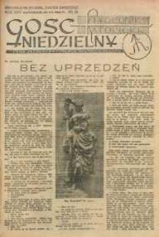 Gość Niedzielny, 1952, R. 25, nr 29