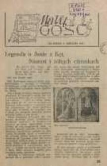 Mały Gość Niedzielny, 1952, R. 22, nr 8