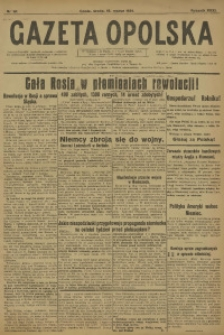 Gazeta Opolska, 1921, R. 31 [właśc. 32], nr 61
