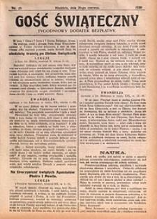 Gość Świąteczny, 1930, nr25
