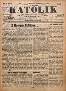 Katolik, 1930, R. 63, nr1
