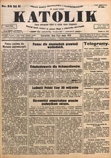 Katolik, 1930, R. 63, nr55