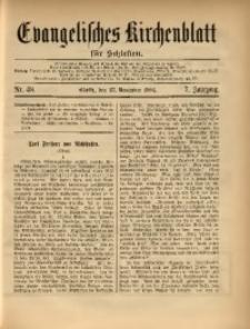 Evangelisches Kirchenblatt für Schlesien, 1904, Jg. 7, Nr. 48