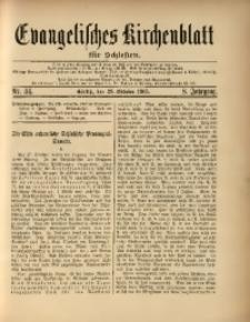 Evangelisches Kirchenblatt für Schlesien, 1905, Jg. 8, Nr. 44