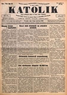 Katolik, 1930, R. 63, nr75