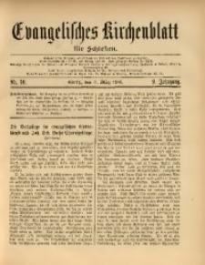 Evangelisches Kirchenblatt für Schlesien, 1906, Jg. 9, Nr. 10