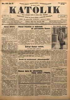 Katolik, 1930, R. 63, nr95