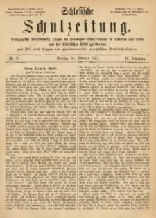 Schlesische Schulzeitung, 1885, Jg. 14, Nr. 8