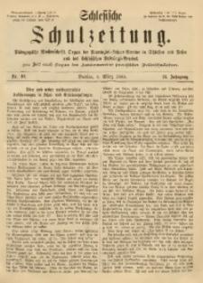 Schlesische Schulzeitung, 1885, Jg. 14, Nr. 10