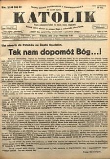 Katolik, 1930, R. 63, nr114