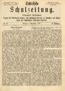 Schlesische Schulzeitung, 1888, Jg. 17, Nr. 44