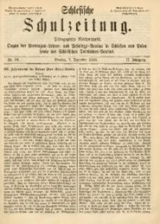 Schlesische Schulzeitung, 1888, Jg. 17, Nr. 49