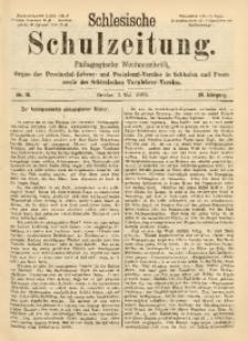 Schlesische Schulzeitung, 1889, Jg. 18, Nr. 18