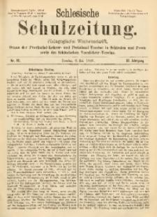 Schlesische Schulzeitung, 1889, Jg. 18, Nr. 19
