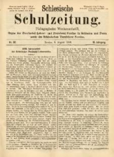 Schlesische Schulzeitung, 1889, Jg. 18, Nr. 32