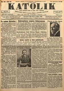 Katolik, 1930, R. 63, nr151