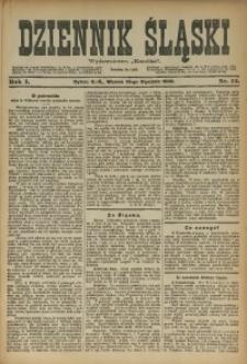 Dziennik Śląski, 1898, R. 1, nr 13